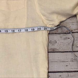 Banana Republic Shirts - Banana Republic Men shirt Button Down Irish linen